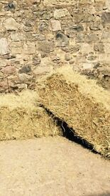 Hay , haylage and straw for sale