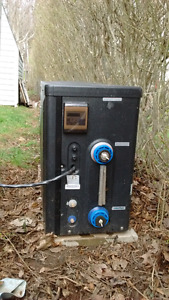 heat pump (for pool or hot tub)