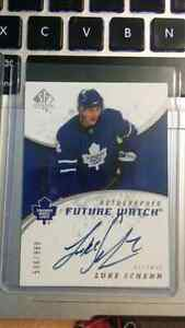Rookie card, autograph card and jersey card West Island Greater Montréal image 3