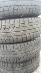 R16 205-60 WINTER TIRES