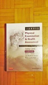 Physical Examination and Health Assessment-2nd Ed.