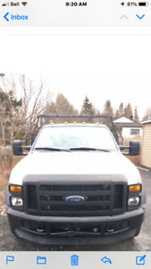 2008 Ford F550 - Flat Deck - REDUCED !!