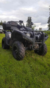 2012 YAMAHA GRIZZLY 550 POWERSTEERING