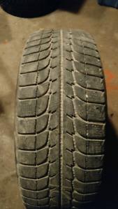 Set of 215/65R16 Winter Tires
