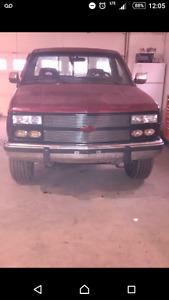 1988 Chevrolet C/K Pickup 1500 Pickup Truck