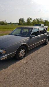 1987 Oldsmobile Ninety-Eight Sedan