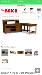 Carson Desk for Sale