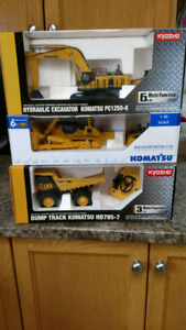 Remote control Komatsu collection