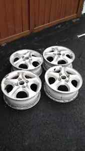 Alloy rims for sale Cornwall Ontario image 1