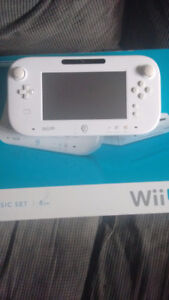 Wii u with 15 games