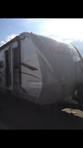 2015 Travel Star 30 Ft travel trailer