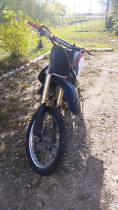 2006 Honda CRF450R Big Bore