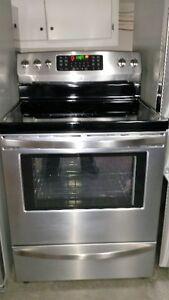 Kenmore Stainless Steel Stove