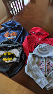 Boys clothes sizes 5/6 - 8. Great condition; no rips, stains