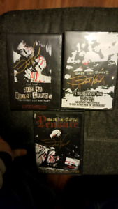 Rare oop horror dvd movies