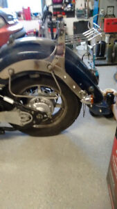 Trailer Hitch 2009 Yamaha V Star
