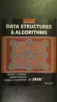UNB CS2383 - Data Structures and Algorithms in Java textbook
