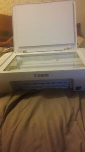 Canon Pixma all-in-one wireless printer