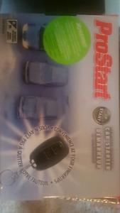 Prostart  car starter kit- Never used.