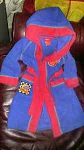 Boys bath robe, size 2