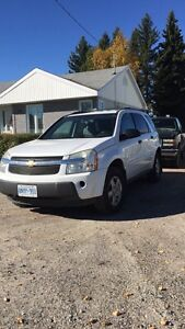 2006 chevrolet equinox awd