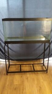 25 Gallon tank with stand $60.00