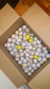 Lot balle de golf 100 balle et plus premier offre acceptée