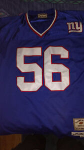 LAWRENCE TAYLOR New York Giants Jersey! XXL Used EX COND!