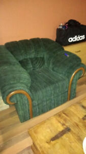 Sofa, chair and 3 end tables  and a dresser for 400 obo.
