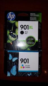 HP 901 Ink Cartrtridges