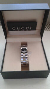 Gucci Stainless Steel Timepiece