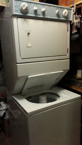 FS: Stackable Washer & Dryer - Kenmore - Like New