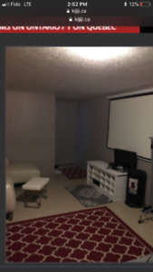 Large private room for rent all incl wifi +parking $680 ready!