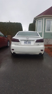 Lexus IS 350 F SPORT 2008