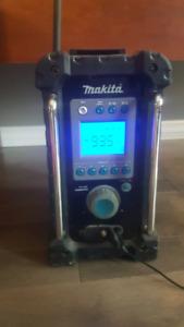 Makita construction radio