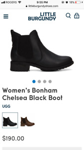 UGG chelsea boot size 5