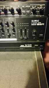 Rack gear Line Mixer and Korg Synth Module London Ontario image 1
