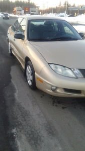 2004 Pontiac Sunfire SLX Berline