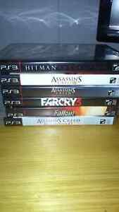 Selling 6 PS3 Games - $45 For All