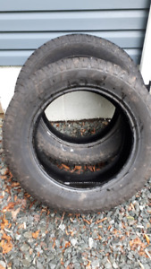 275/60/20 pair of truck tires