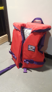 Child Mustang Endurance - Swimming Safety Vest