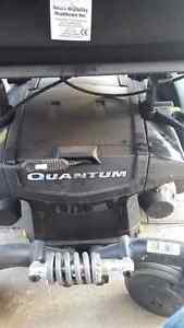 Power Wheel Chair - Quantum 6 Edge