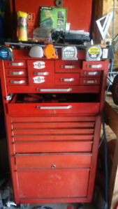 Parting out two tool chests and many other goodies.