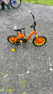 Trigger toddlers bike