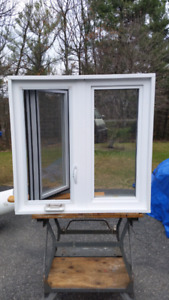 5 Casement windows pvc