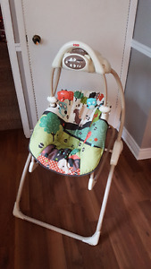 Fisher Price Swing and Rocker 2 in 1