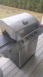 Commercial series BBQ