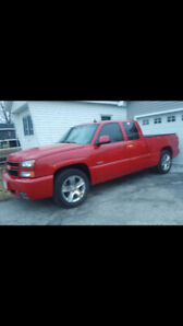 2006 Chevy SS Truck
