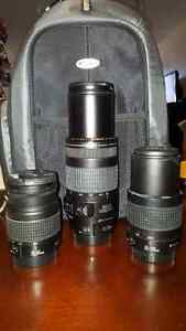 Canon lens and lens bag  *** PICK UP ASAP ***
