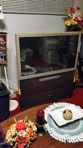 42 inch Toshiba television